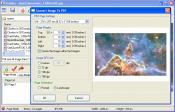 Image Conversion Dialog